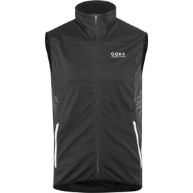 GORE RUNNING WEAR Mythos WS Light bodywarmer Heren, black